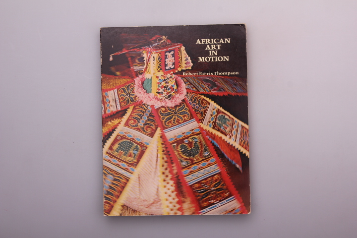 AFRICAN ART IN MOTION