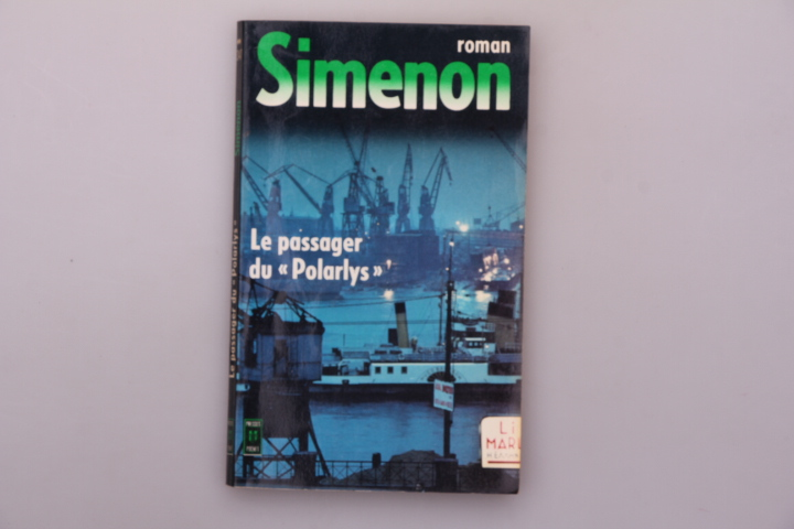 Simenon, Geroges LE PASSAGER DU POLARYS
