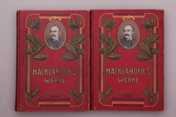 F.W. HACKLÄNDERS WERKE