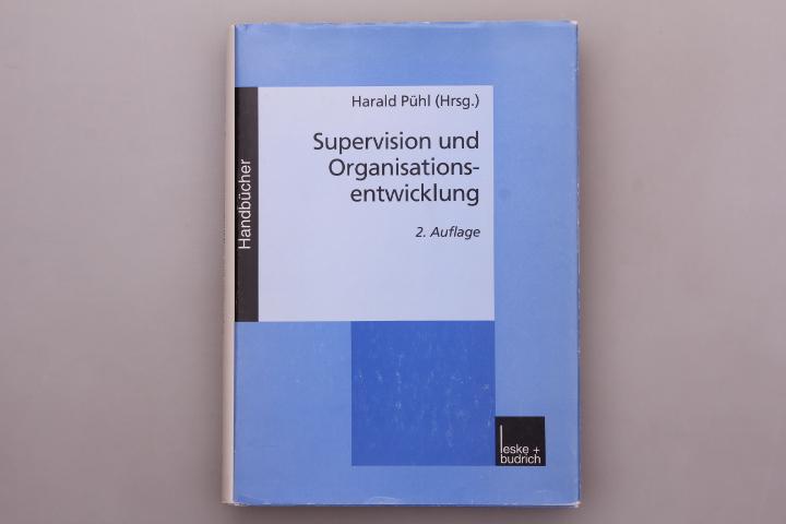 SUPERVISION UND ORGANISATIONSENTWICKLUNG