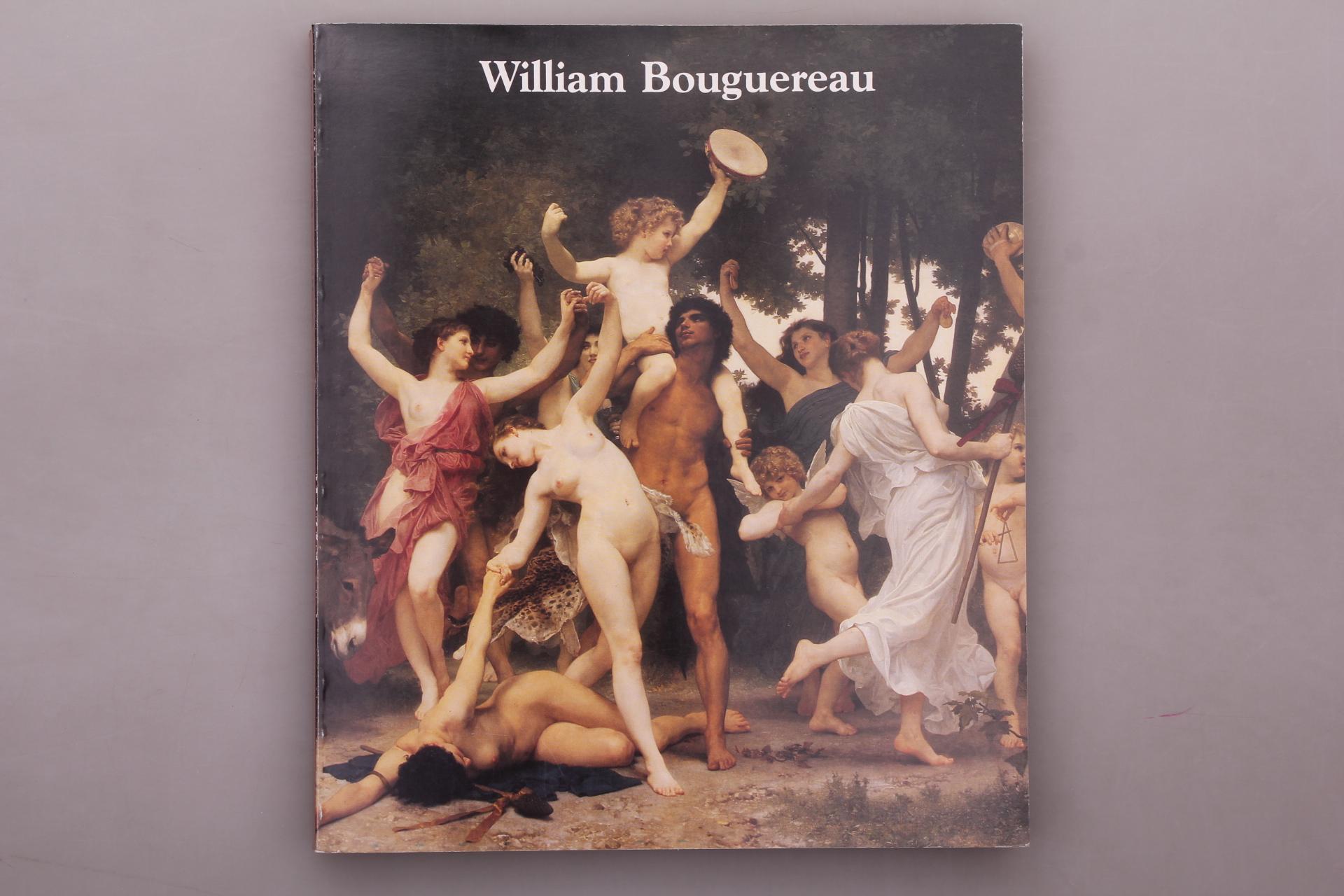 WILLIAM BOUGUEREAU 1825-1905