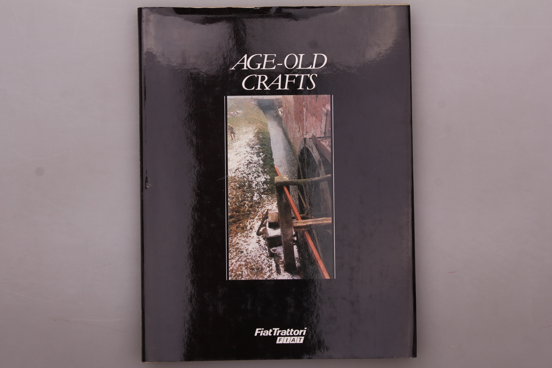 AGE-OLD CRAFTS