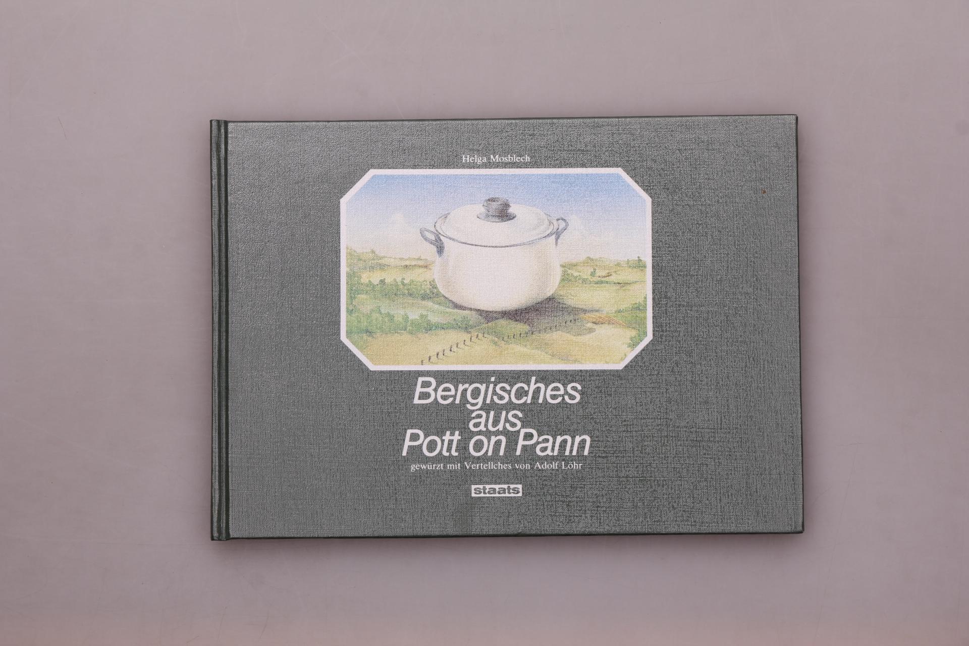BERGISCHES AUS POTT ON PANN