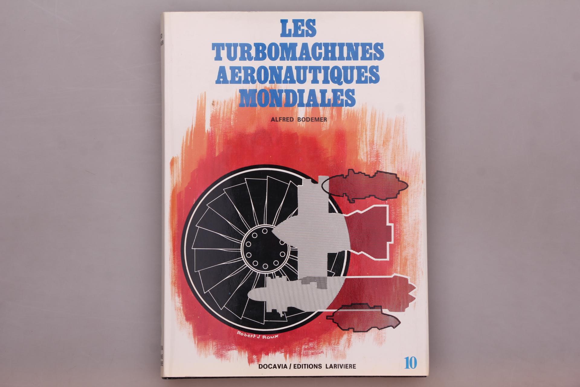 LES TURBOMACHINES AERONAUTIQUES MONDIALES