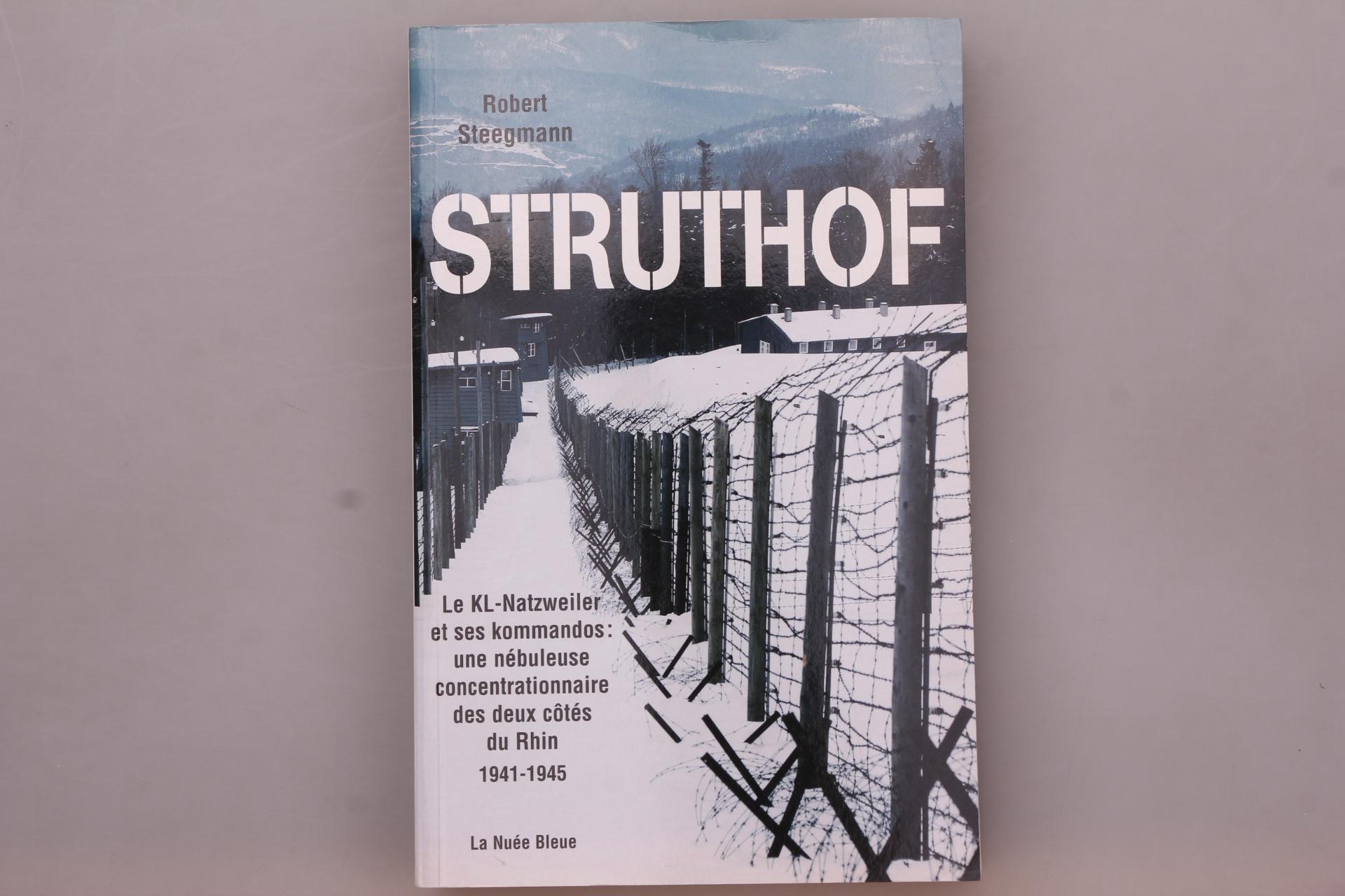 Steegmann, Robert STRUTHOF