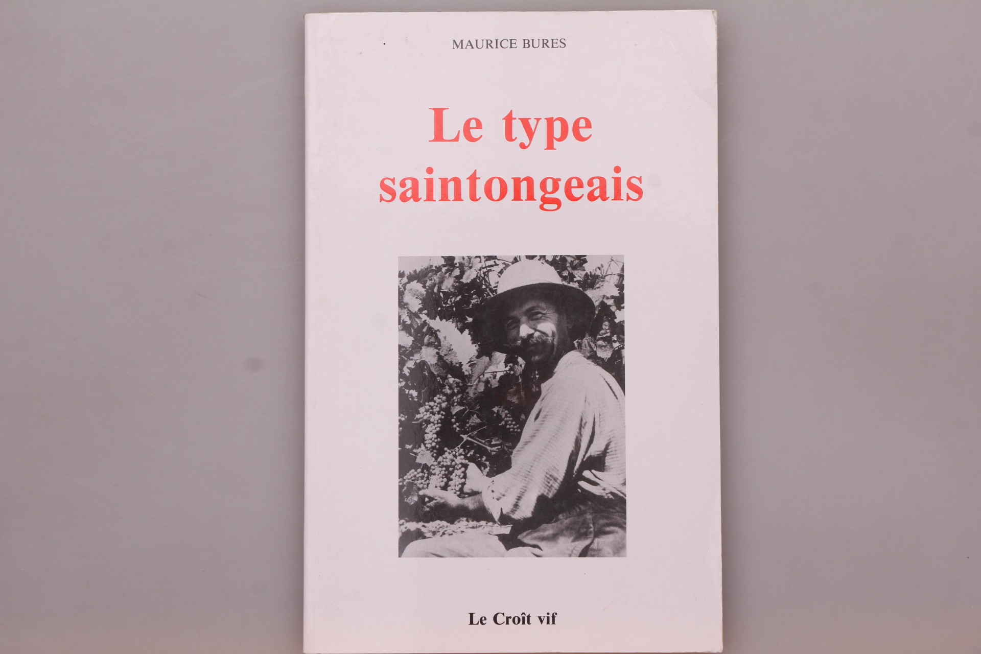 LE TYPE SAINTONGEAIS