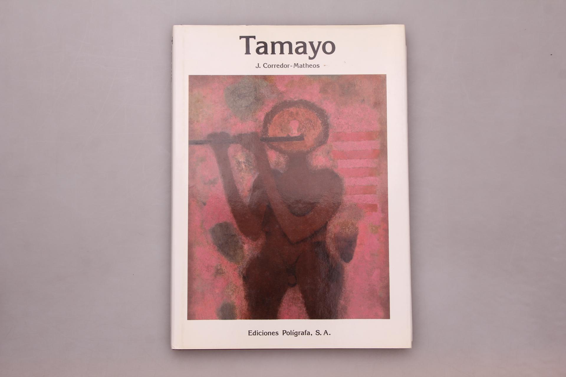 Corredor-Matheos, Jose TAMAYO